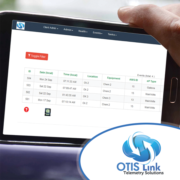 Telemetry Monitoring for All Industry Sectors - Otis Link