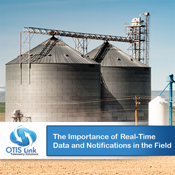 The Importance of Real-Time Data and Notifications in the Field - Otis Link
