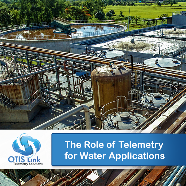 The Role of Telemetry for Water Applications - Otis Link