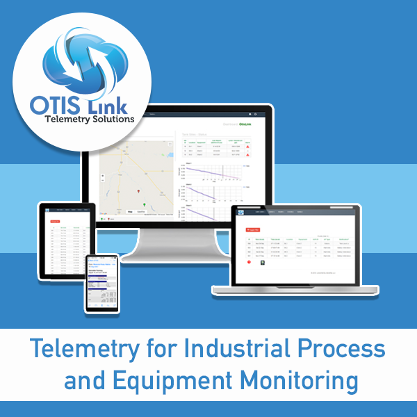 Telemetry for Industrial Process and Equipment Monitoring