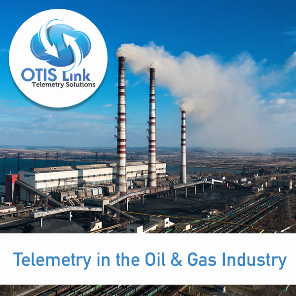 Telemetry in the Oil & Gas Industry - Otis Link